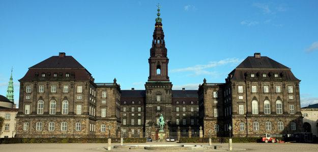 Palác Christiansborg