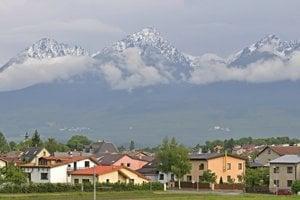 Krajina pod Tatrami.