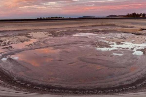 Hornú nádrž vypustia zasa až opäť rokov. FOTO: SE