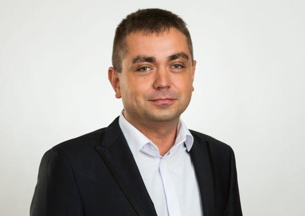 Výskumno-vývojový expert Martin Ridzoň.