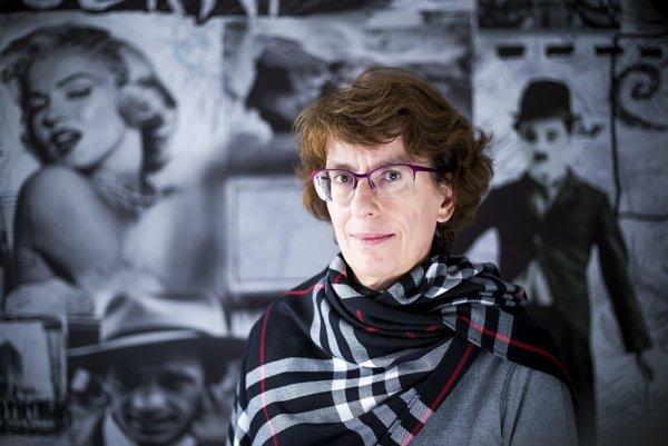 Zuzana Mistríková je producentkou filmu Mečiar.