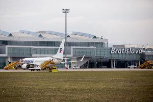 Travel Service z Bratislavy prevádzkuje nepravidelné lety.