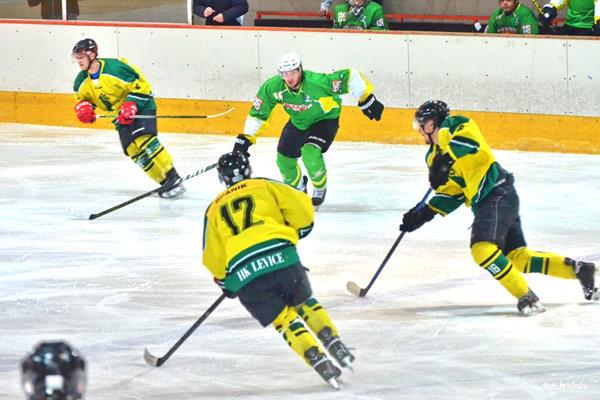 Levickí hokejisti doma privítali tradičného súpera zHorehronia.
