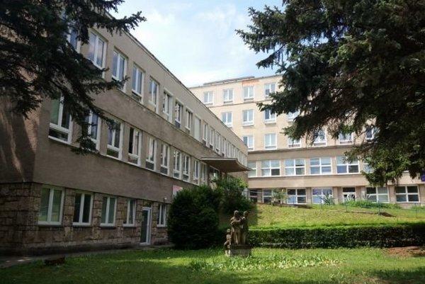 Nemocnica Myjava.