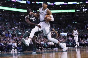 Basketbalisti Milwaukee zvíťazili na palubovke Bostonu.