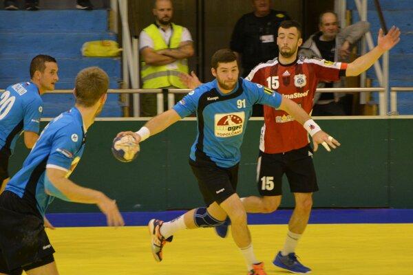 Topoľčany v Slovenskom pohári postúpili do semifinále.
