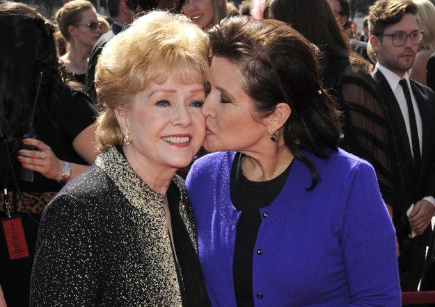 S matkou Debbie Reynoldsovou