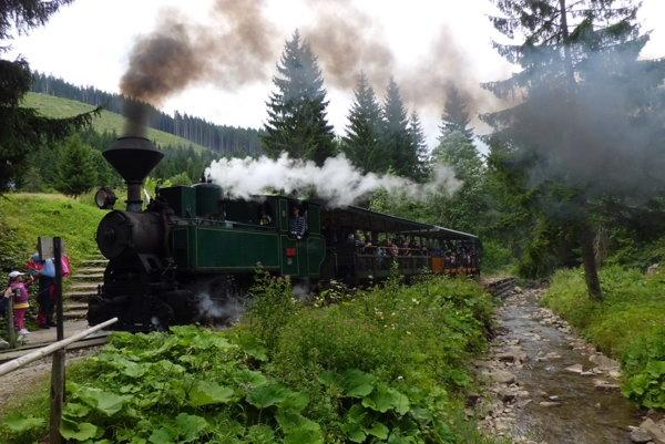 Kraj sa chce uchádzať aj o schválenie projektu na dobudovanie železničky vo Vychylovke.