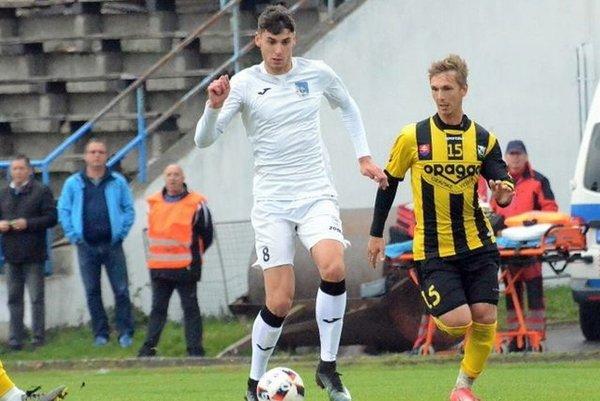Martin Boďa dal jediný gól Fomatu.