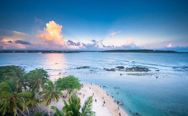Očarujúca Srí Lanka.
