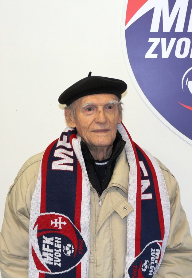 Ján Bosák oslávil 15. septembra 90. narodeniny