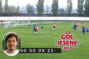 René Revák z Galanty otvoril skóre skôr, ako uplynulo desať sekúnd zo zápasu!