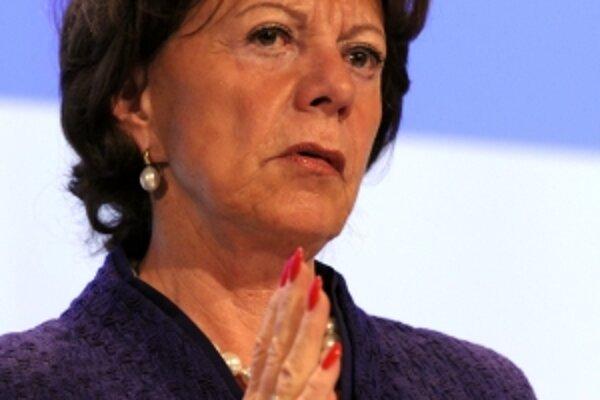 Podpredsedníčka Európskej komisie Neelie Kroesová poslala do Budapešti list, v ktorom požiadala o všetky informácie o prijatom zákone.