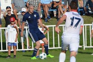 Víťazný gól Šimonovian strelil Matúš Sobota.