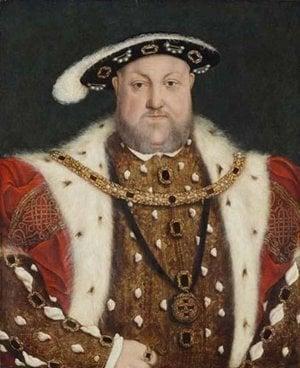 Henrich VIII.