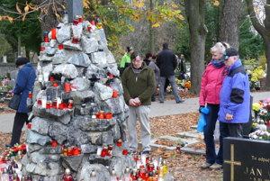 Sklabinský cintorín v Martine II.