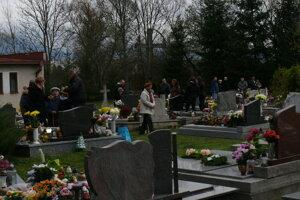 Na cintoríne v Beniciach I.