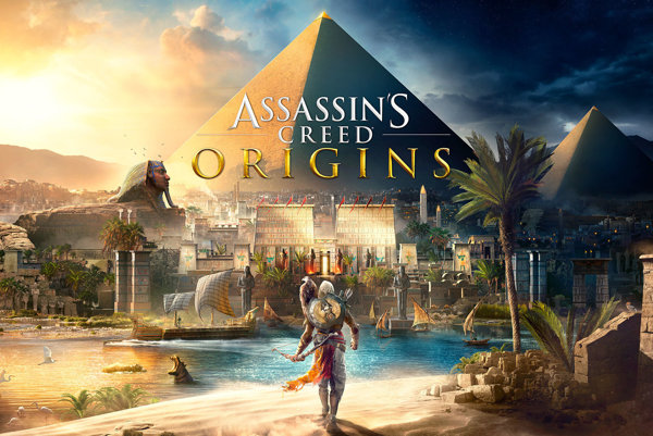 Assassin's Creed: Origins.