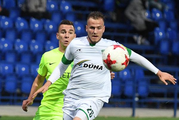 Kanonier by sa rád znova pripomenul. R. Černák strelil šesť zdoterajších 11 gólov Prešova.