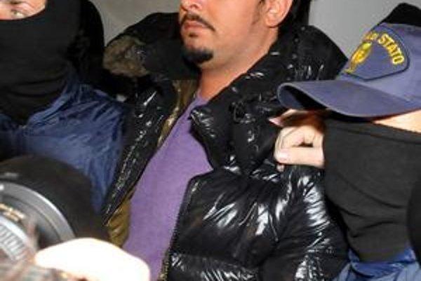 Polícia počas úspešných záťahov zatkla v decembri aj Giovanniho Nicchiho, ktorého označujú ako číslo dva v sicílskej organizácii Cosa Nostra.