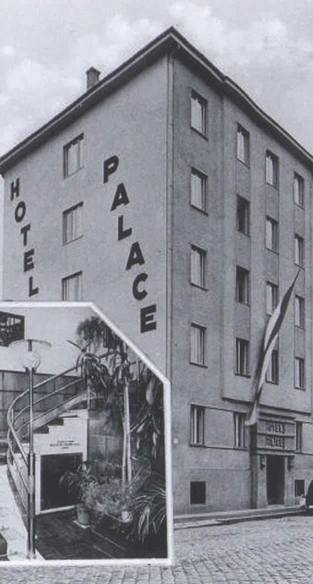 Hotel Palace.