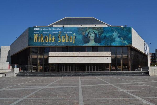 Divadlo Jonáša Záborského uvedie pôvodný muzikál.