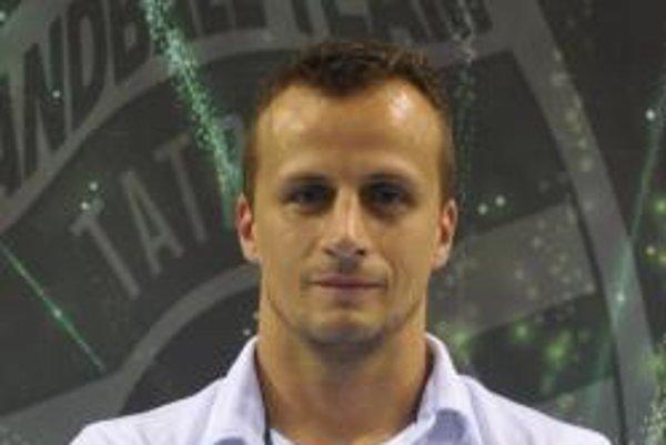 Radovan Pekár. Kapitána Tatrana teší, že všetci hráči sú zápasovo vyťažení.