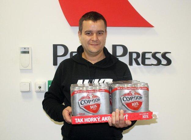 Víťazom 12. kola sa stal Marcel Pánis z Dolných Krškán. Odniesol si kartón piva Corgoň od spoločnosti Heineken.