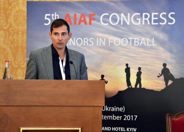 Raffaele Poli, zakladateľ a šéf CIES Football Observatory.