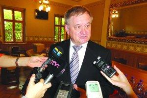 Župan Milan Belica pôsobí vo funkcii od prvých volieb.