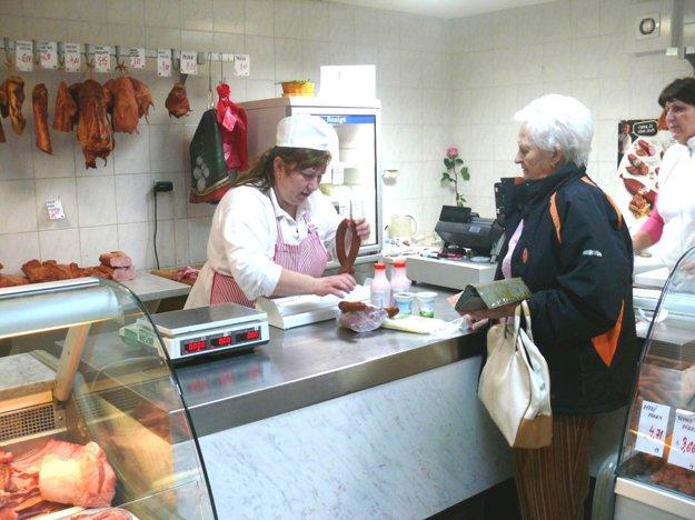 K významným regionálnym producentom patrí aj PD Sklabiňa so svojou ponukou mäsa.