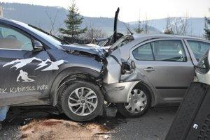 Hyundai úplne stlačil kufor Škody Octavie.