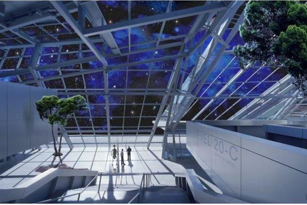 Asgardia je projektom Igora Ashurbeyliho, ktorý chce vo vesmíre vytvoriť národ pre pozemšťanov.