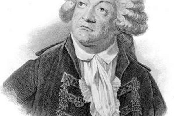 Honoré Gabriel Riqueti de Mirabeau.