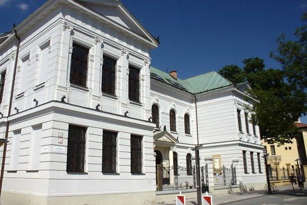Múzeum Andreja Kmeťa.