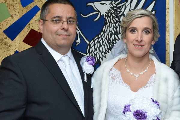 Manželia Babejovci.