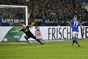 Hráči Schalke si poradili s Hamburgom.