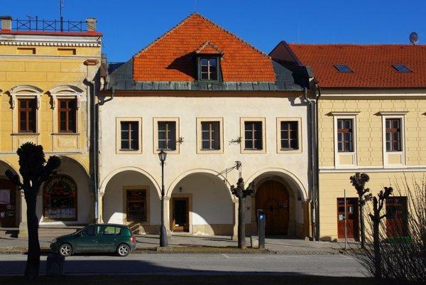 Múzea špeciálneho školstva v Levoči.