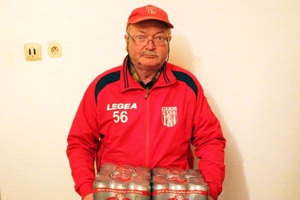 Víťazom 14. kola je Zoltán Odráška z Hornej Kráľovej.