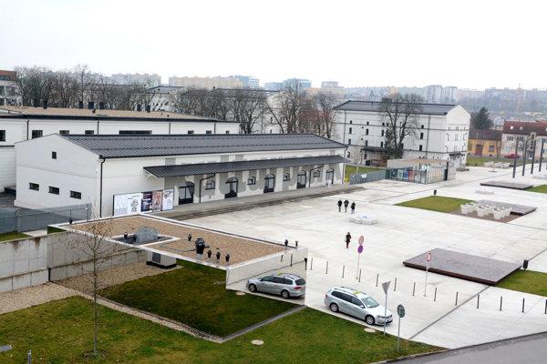 Reprezentatívny kultúrny priestor. Mesto navrhlo splácať pokutu za Kulturpark v dvoch splátkach.