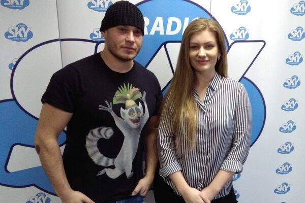 Peter Migaš a Patrícia Haboráková.
