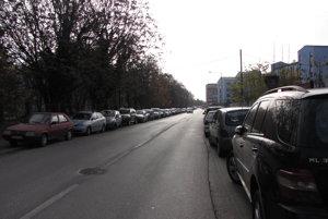 Žarnovova ulica.