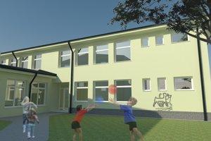 Takto by mala nová materská škola vyzerať.
