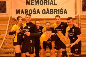 Perfect Team BVK Karviná skončil opäť na prvom mieste.