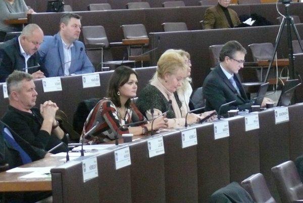 Za rozpočet hlasovali všetci prítomní poslanci.