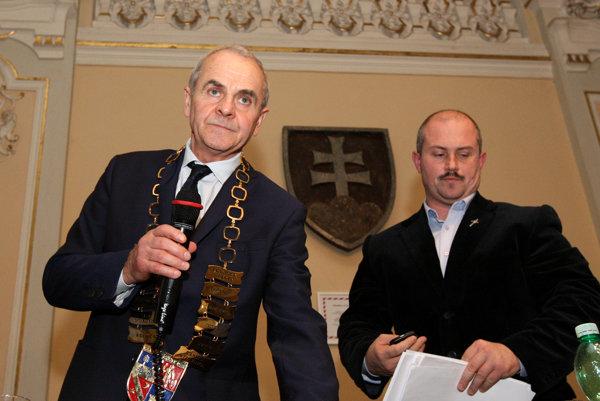 Ján Lunter sa ujal funkcie predsedu Banskobystrického samosprávneho kraja.