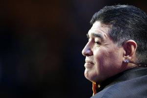 Diego Maradona je stále najlepším strelcom SSC.