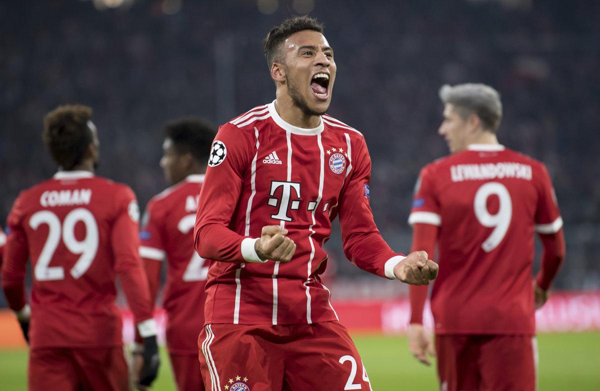 a382ecd7f2166 ONLINE: Bayern Mníchov - PSG (Liga majstrov 2017/2018) - Šport SME