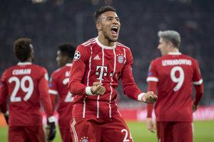 Hráči Bayernu triumfovali nad PSG.