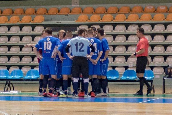 Futsalisti Nitry prerušili víťaznú šnúru.